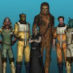 Remembering Fallen MMOs: Star Wars Galaxies