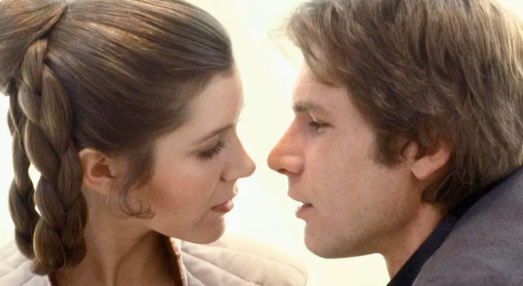 Romantic Story of Leia and Han Solo