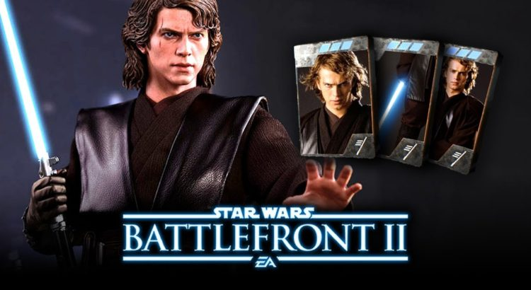 Star Wars Battlefront 2 - Animating Anakin Skywalker