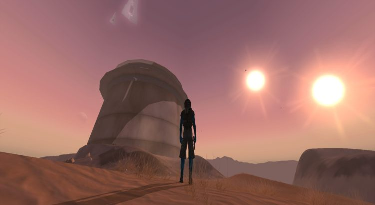 Who remembers Star Wars Galaxies