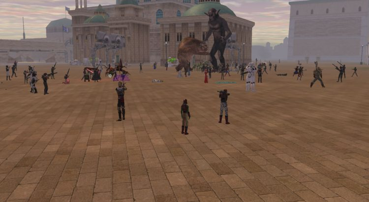 Why Star Wars Galaxies Refuses to Die