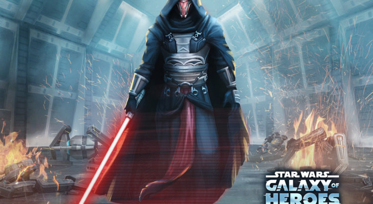 Star Wars Galaxy of Heroes Developer Insights Darth Revan