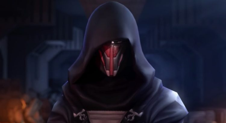 Star Wars Galaxy of Heroes darth Revan