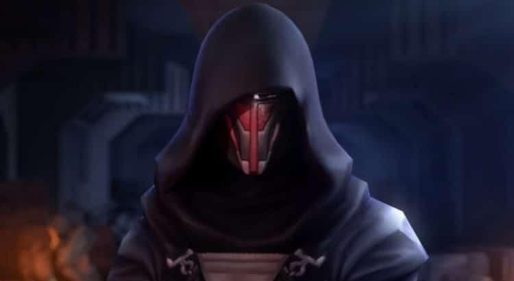 Star Wars Galaxy of Heroes darth Revan