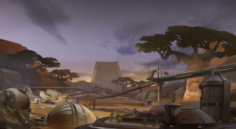 New SWTOR Event The Pirate Incursion
