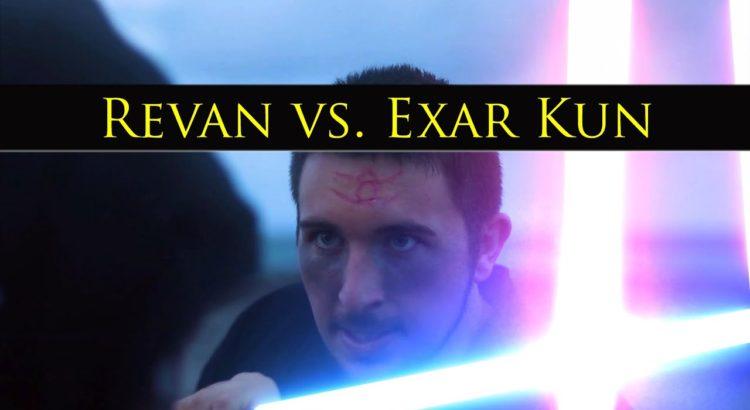 Revan vs Exar Kun