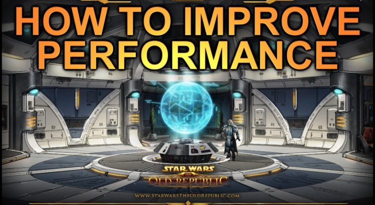 How to Optimize Graphics on SWTOR