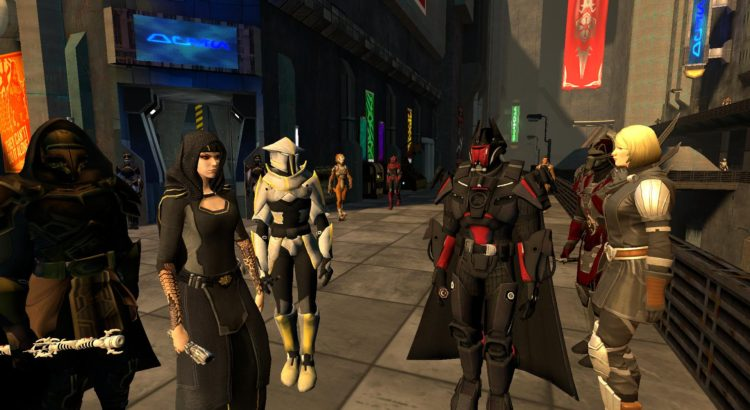SWTOR reducing some of the limitations for Free-to-Play and Preferred players