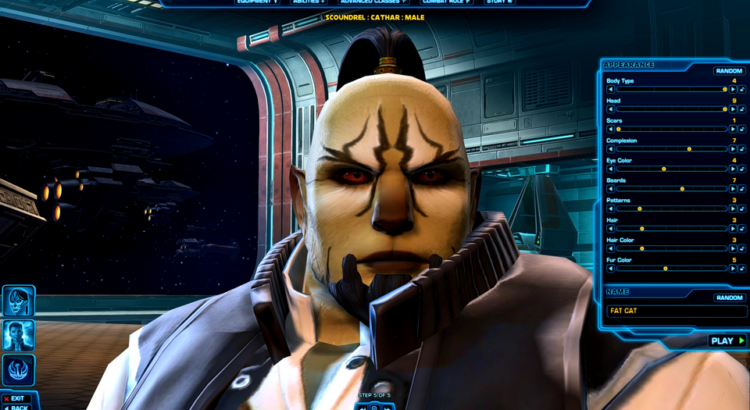swtor rich fat cat