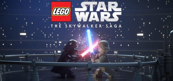 Lego Star Wars The Skywalker Saga