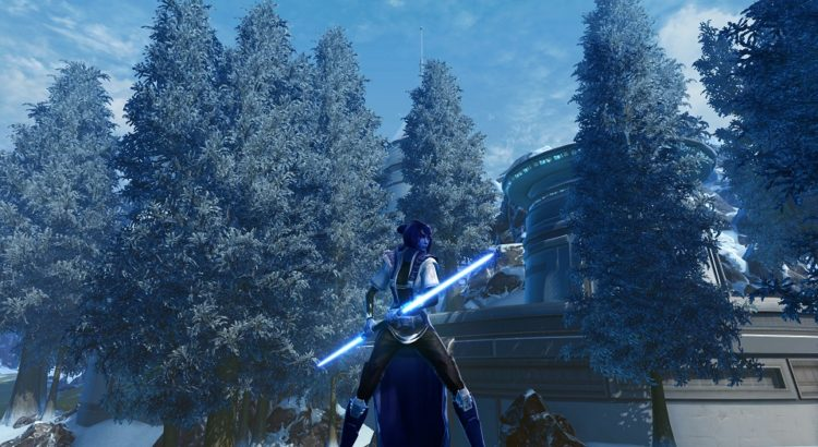 SWTOR Defender of Alderaan