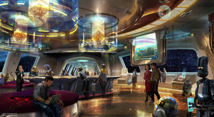 How Much Will It Cost To Stay At Disney's Star Wars Hotel?