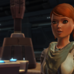 SWTOR: Eric will be absent from the office to train his new apprentice for a while
