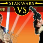 Lightsaber Vs Blaster - What's the BEST STAR WARS Weapon?