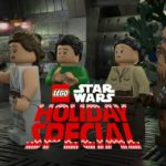 A Look Inside the LEGO Star Wars Holiday Special