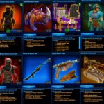 SWTOR Cartel Market Additions: Game Update 6.1.4