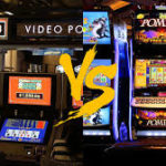Slot Machines vs Video Poker Games