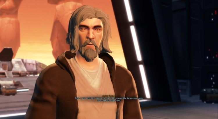 SWTOR In-Game Events for February 2021
