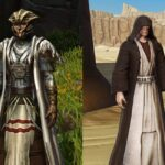 SWTOR: First look at the Jedi Sentinel Combat Style!