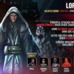 Star Wars Galaxy of Heroes Developer Insight: Lord Vader
