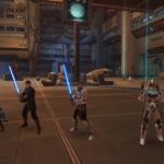 Now SWTOR PTS: First look at the Mercenary, Powertech, Juggernaut, and Marauder Combat Styles!